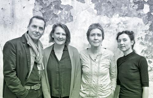 vl.: Olaf Reitz, Ute Völker, Karola Pasquay, Caroline Keufen
