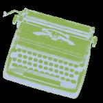 Schreibmaschine Gottes